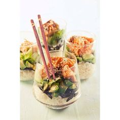 "spicy ahi poke "" bowls"" with brown rice and nori! great for a party when hosting"