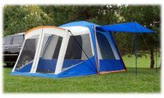 Napier Sportz® SUV Tent with Screen Porch - Model 84000   Bass Pro Shops