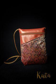 """Umhängetaschen - Bali Collection """"Kuta"""" special edition  - ein Designerstück von MelanieStraube bei DaWanda"""