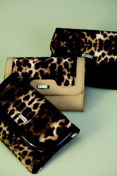 Leopard Grace Adele clutches <3. Want to learn how to REALLY make money with Grace Adele? Click the image for more information!
