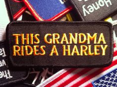 Start a business selling patches to Harley riding Grandmas with Quick Shopping Cart from White Horse Domains.  http://shop.whitehorsedomains.com/ecommerce/shopping-cart.aspx?ci=1807&prog_id=whd&pl_id=1870