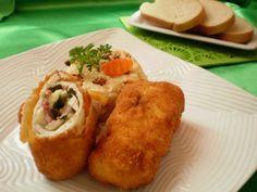 You searched for rulouri de pui - Bucataresele Vesele 30 Minute Meals, Chicken, Meat, Ethnic Recipes, Food, Drink, Beverage, Essen, Meals