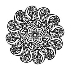 Find Beautiful Deco Mandala Patterned Design stock images in HD and millions of other royalty-free stock photos, illustrations and vectors in the Shutterstock collection. Mandala Pattern, Mandala Design, Mandala Art, Mandala Coloring Pages, Coloring Book Pages, Vector Pattern, Pattern Design, Illustrations, Portfolio