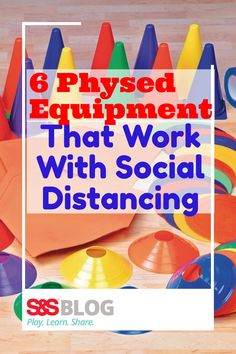 Are you looking for some ideas for physical education lessons while maintaining social distancing? I've got 6 must-have pieces of equipment that will help you keep kids six feet apart in large spaces according to the latest health guidelines. These ideas are meant to get you thinking and give you some great ideas for elementary and pre-K physed activities for the coming school year. #physed #physicaleducation #socialdistancing #6feetapart #physedsuperhero Physical Education Lesson Plans, Health And Physical Education, Education And Literacy, Pe Activities, Physical Activities, Pe Games Elementary, Pre K Lesson Plans, Fun Moves, Pe Lessons