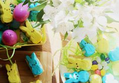 Fearfully & Wonderfully Made: Easter Treats Made from Peeps: No Bake!