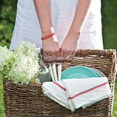 11 Portable Picnic Recipes--Southern Living