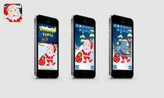 Dress up santa UI GAME Usb Flash Drive, Santa, Game, Places, Dress, Dresses, Gaming, Vestidos, Toy