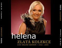 HELENA 50 LET NA SCÉNĚ | Zlatá kolekce - 4 CD Deluxe Edition