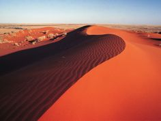 Simpson Desert, South Australia