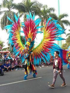 jember fashion carnival Indonesia