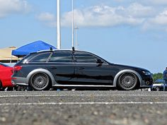 Slammed Audi Allroad 4 by Mind Over Motor, via Flickr