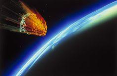 Polvo de asteroide como insolita solución contra el calentamiento global - Noticias de ecologia y medio ambiente | Noticias de ecologia y medio ambiente