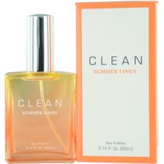 Clean Summer Linen Perfume by Dlish