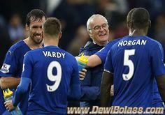 Ranieri berharap Leicester dapat lebih berusaha untuk mengalahkan Manchester United #dewibet #dewibola88 #agenjudionline #bettingonline #sportbook #casino #bolatangkas #togel #sabungayam #kartucapsa #poker #dominoqq #ceme #slotgames #agenjuditerpercaya #agenterpercaya