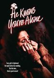 He Knows You're Alone [DVD] [1980]