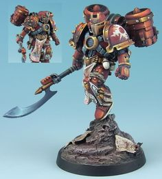 Pre-Heresy Thousand Sons Assault Marine