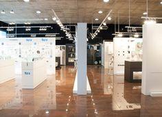 Las 32 mejores imágenes de Showroom Sabadell | Fashion showroom ...