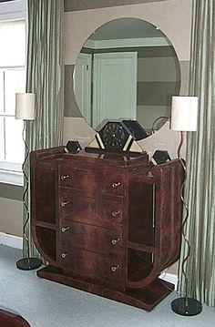 Art Deco dresser