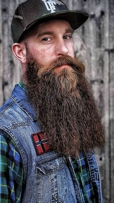✩ Check out this list of creative present ideas for people who are into cooking Moustache, Beard No Mustache, Big Beard Styles, Hair And Beard Styles, Epic Beard, Full Beard, Great Beards, Awesome Beards, Beard Shapes