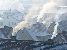 Sempre più d'attualità diventa la riduzione dell'utilizzo di combustibili inquinanti negli impianti di riscaldamento privati in inverno #inquinamento #energierinnovabili #pompacalore