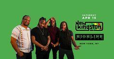 New Kingston LIVE at Highline Ballroom in NYC - http://fullofevents.com/newyork/event/new-kingston-live-at-highline-ballroom-in-nyc/