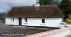 Thatched Irish cottage in County Tipperary, Ireland. Click on the photo to see it on our Facebook page alongside many other beautiful Ireland photos.