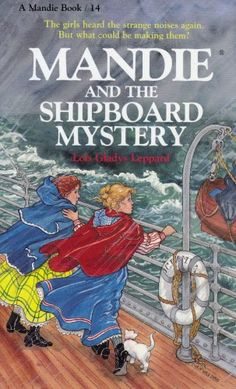 Mandie and the Shipboard Mystery  (Mandie, Book 14) by Lois Gladys Leppard
