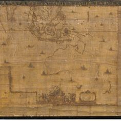 Post with 0 votes and 177 views. 1663 map of Australia by Dutch master Joan Blaeu in Melbourne for restoration Vintage Maps, Antique Maps, Holland Map, Van Diemen's Land, Scale Map, Australia Map, East Indies, Old Maps, Detailed Image