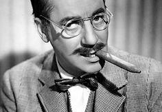Groucho Marx: genio, sabio, cómico... - loff.it. Citas, frases célebres…