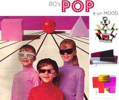 NON-Geometrie e oversize_ il MOOD 80's è POP!
