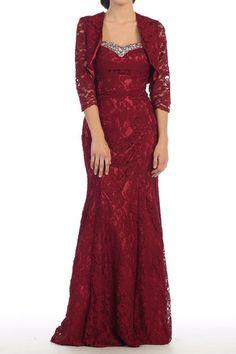 G1K Clothing > Bridesmaid > #7241-47 − LAShowroom.com