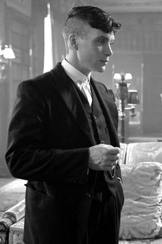 'Do you have a map? Because I'm not going to be able to find my way in the dark. You see, at midnight, I'm going to leave my wing and I'm going to come find you.' ~ Tommy Shelby