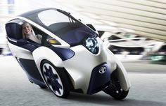 Inhabitat's Week in Green: algae-powered building, 3D-printing vending machine and the Toyota i-Road concept