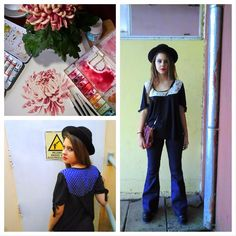 #frika_ropalinda Remeras Gisel - jeggins - desorganizada KIKU #diseñoinependiente #fashion #love #girl #venta #sale