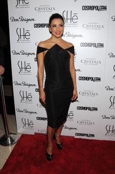 The Vogue, stylish and Sex Eva Longoria