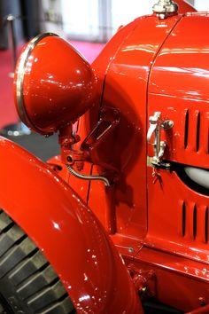 1931 Alfa Romeo 8C 2300 Monza -  einer der originalsten Monzas, die überlebt haben (Rétromobile 2013)