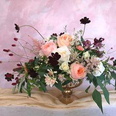 Taupe Wedding, Our Wedding, Wedding Designs, Wedding Styles, Wedding Decorations For Sale, Rustic Wedding Venues, Table Flowers, Flower Vases, Flower Food