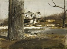 Andrew Wyeth | Art: Cityscape |
