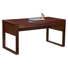 Uplift your work space with the Studio 7 Writing desk 1.5m. Displaying a smart, modern look, you'll love working at this desk.