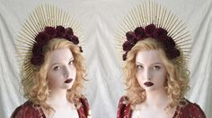 Spiked Halo Headpiece Tutorial