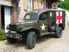 """Résultat de recherche d'images pour """"1940 Dodge WC-54"""""""
