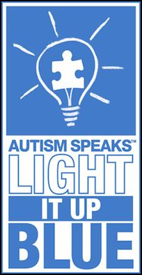 Today, April 2nd, is World Autism Awareness Day. Everyone help support!!!!! :):)