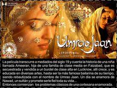 Cine Bollywood Colombia: UMRAO JAAN
