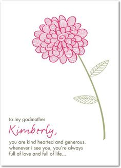 Perfect Pick - Mother's Day Greeting Cards in Begonia   Magnolia Press