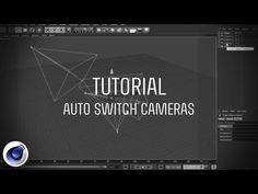 Cinema 4D Tutorial | Auto Camera Switching - YouTube