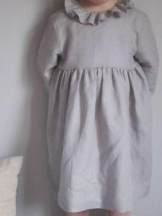 robe à collerette