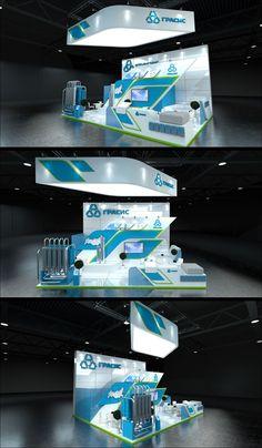 Decathlon, Stand Design, Trade Show, Behance, Gallery, Exhibit Design, Exhibitions, Creative Ideas, Stage