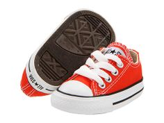 4cd0edb405dc Converse Kids Chuck Taylor® All Star® Specialty Ox (Infant Toddler) Cherry