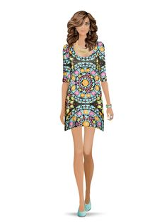 Styled with: Yosi Samra, Mara Hoffman, Rebecca Minkoff, Karen London, Dannijo, Isharya   Create your own look with Covet Fashion