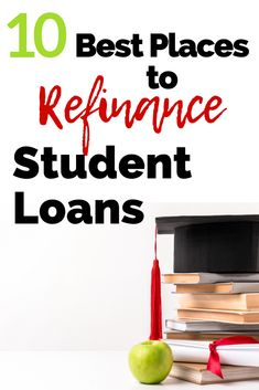 We break down the ten best places to refinance student loans - from banks to online lenders, comparing the perks, interest rates, qualification requirements, and more. via @collegeinvestor
